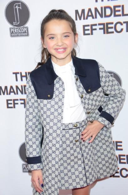 Madeleine McGraw Body Size, Height, Weight