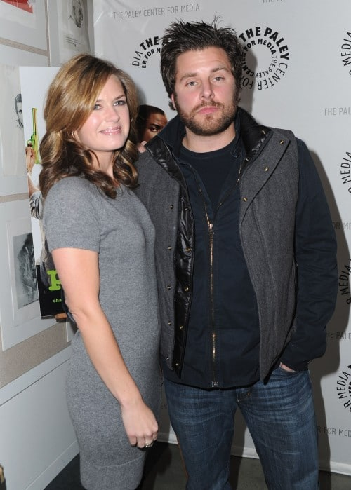 Maggie Lawson Dating, Ex-Boyfriend, James Roday