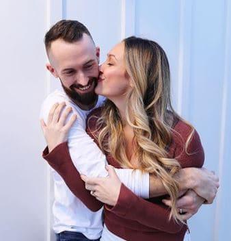 Myka Stauffer Married, Husband, James Stauffer