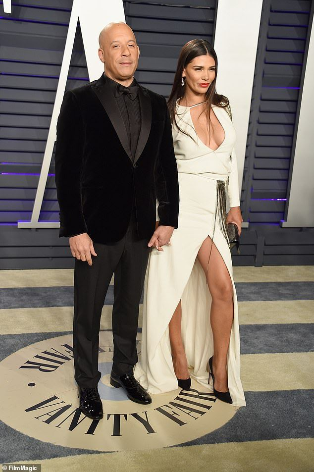 Paloma Jimenez Dating, Boyfriend, Vin Diesel