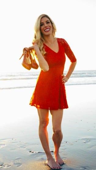 Rebecca Zamolo Body Size, Height, Weight