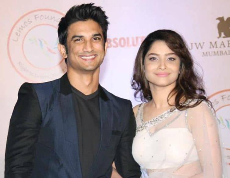 Sushant once dated Ankita Lokhande