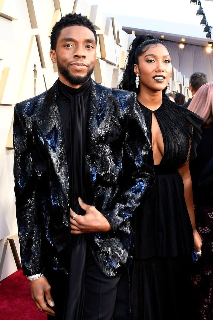 Chadwick Boseman,Dating, Girlfriend, Affairs