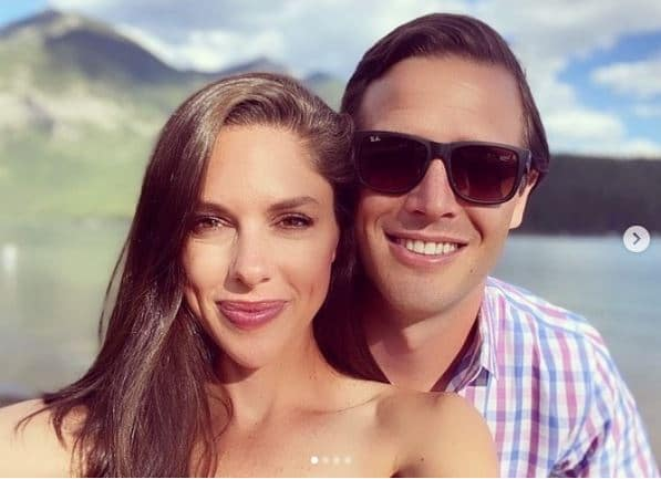 Abby Huntsman Married, Husband