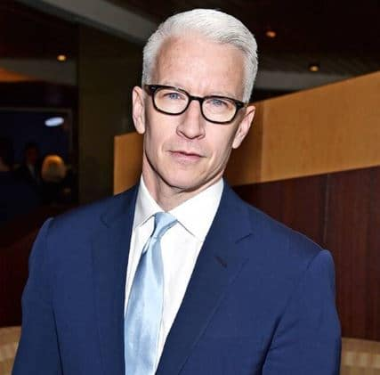 Anderson Cooper Net Worth, Salary, Income