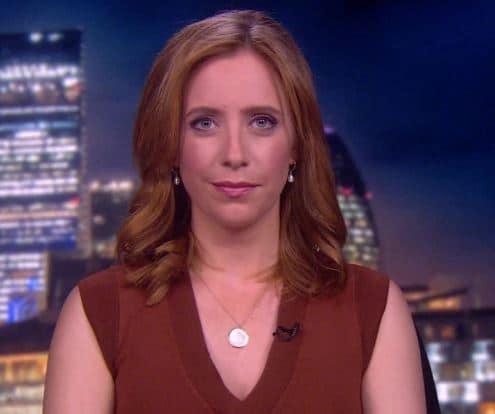 Anna Stewart Salary, CNN