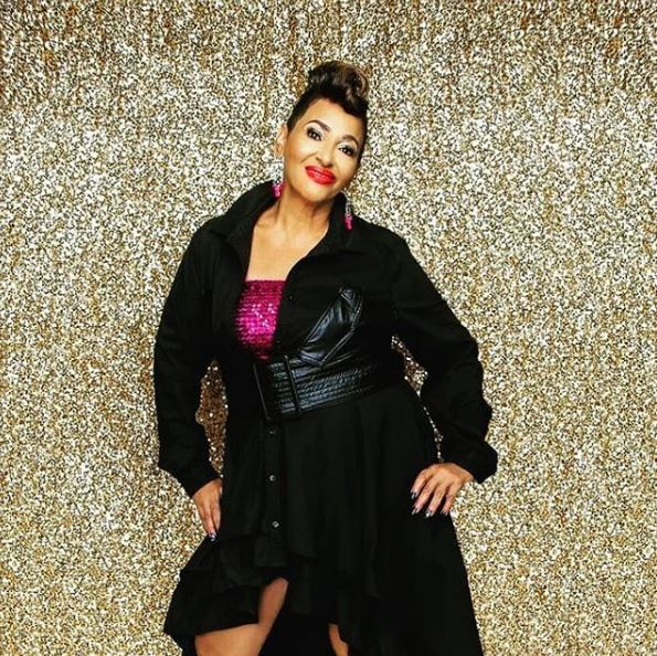 Bunny DeBarge Height, Weight, Size