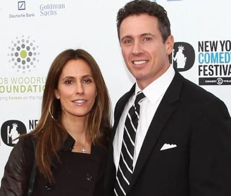 Chris Cuomo Wife, Husband