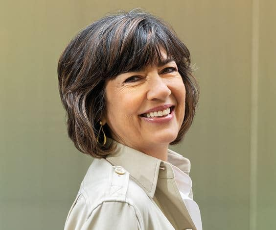 Christiane Amanpour Net Worth, Salary, Income
