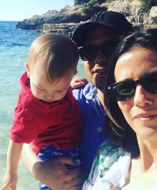 Isa Soares Married, Husband, Children