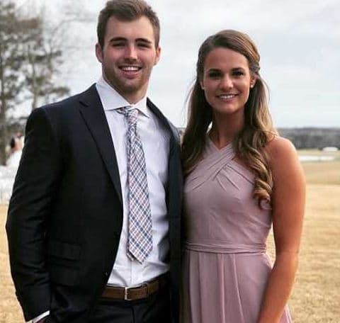 Jake Fromm Dating, Girlfriend