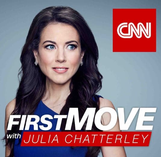 Julia Chatterley Net Worth, CNN, First Move