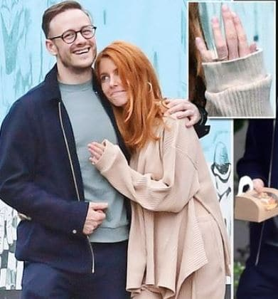 Kevin Clifton Dating, Engaged, Girlfriend