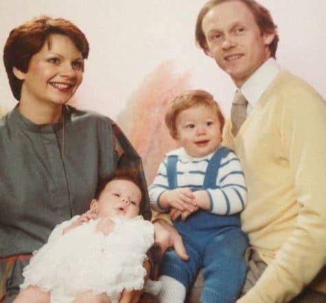 Kevin Clifton Parents, Family, Sibling