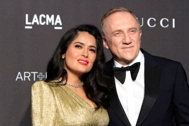 Salma Hayek Bio, Wiki, Net Worth, Husband, Children
