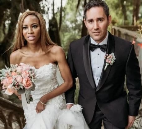 Zain Asher Married, Husband