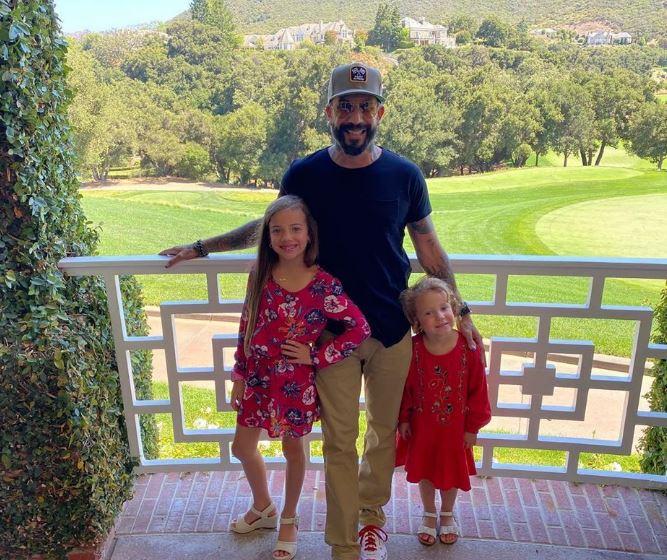 AJ McLean Bio, Wiki, Net Worth, Wife, Age, Height