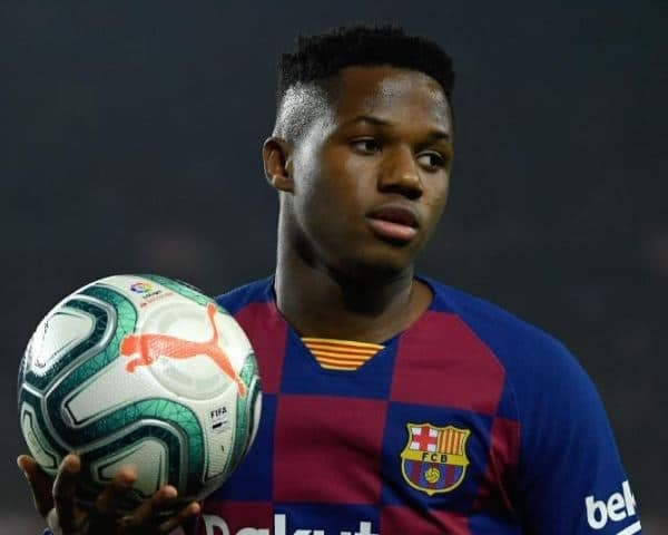 Ansu Fati Net Worth, FCB, Footballer