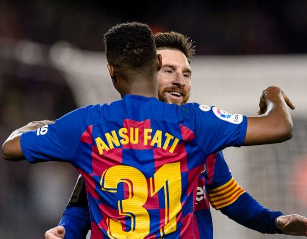 Ansu Fati Net Worth, FCB, Messi
