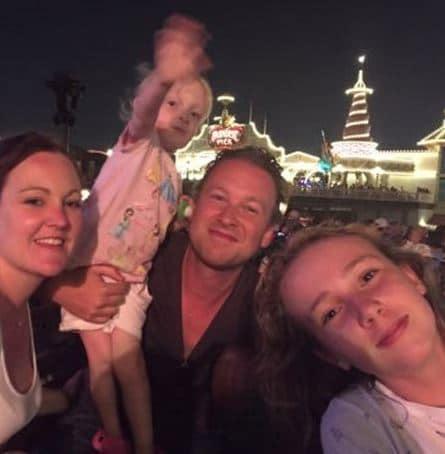 Camilla Luddington Parents, Family