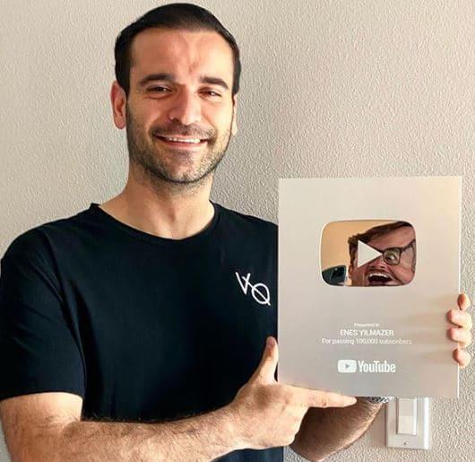 Enes Yilmazer YouTube, Real estate, Net Worth