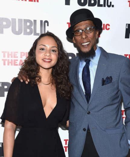 Jasmine Cephas Jones Father, Family, Parent