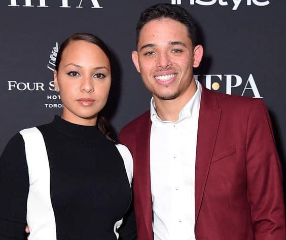 Jasmine Cephas Jones Husband, Married