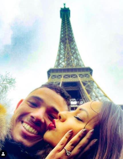 Jasmine Cephas Jones Married, Husband, Anthony Ramos
