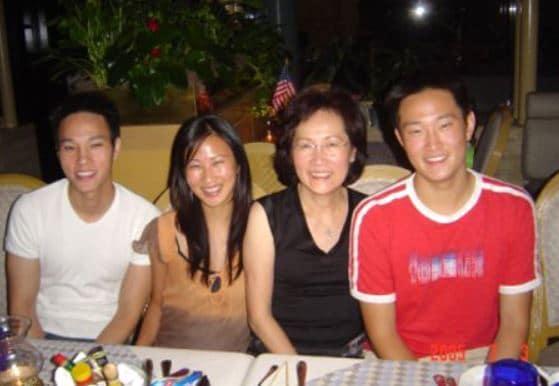 Lisa Su Family, Parents