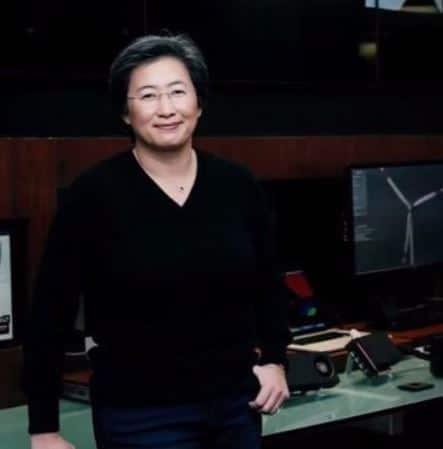 Lisa Su Net Worth, AMD, CEO