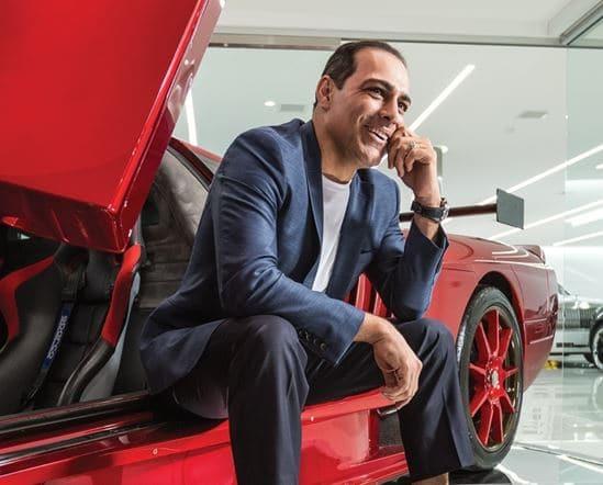 Manny Khoshbin Car, Net Worth, Salary