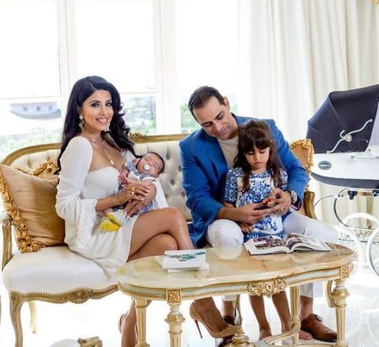 Manny Khoshbin Family, Children, Wife