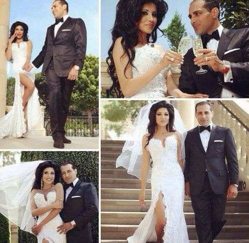 Manny Khoshbin Married, Wife, Leyla Milani