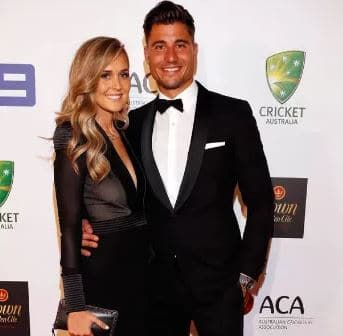 Marcus Stoinis Dating, Girlfriend