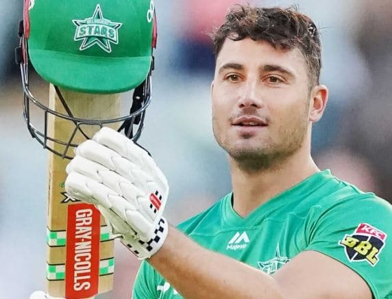 Marcus Stoinis Net Worth, Salary, Income