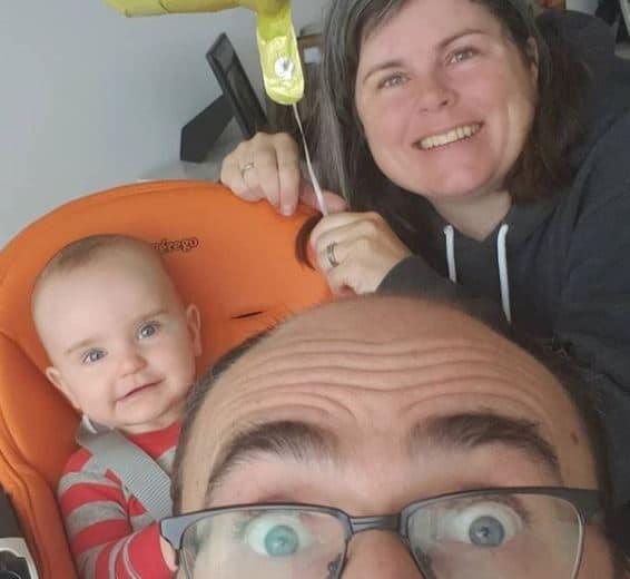 Michael Stevens Wife, Children