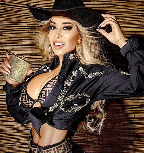 Olga Loera Model, Net Worth