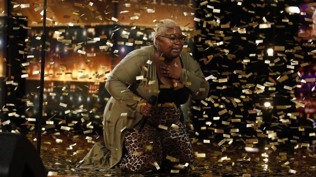 Cristina Rae AGT Golden Buzzer