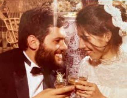 Ray Suarez Married, Wife, Children