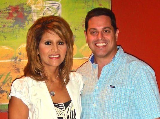 Sylvia Perez Husband, Married
