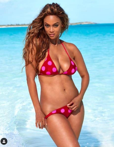 Tyra Banks Height, Weight, Size
