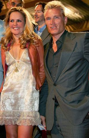 Anette Qviberg Married Dolph Lundgren