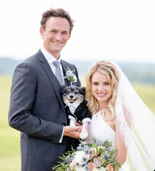 Kyle Weishaar Married, Wife, Laura Wiggins