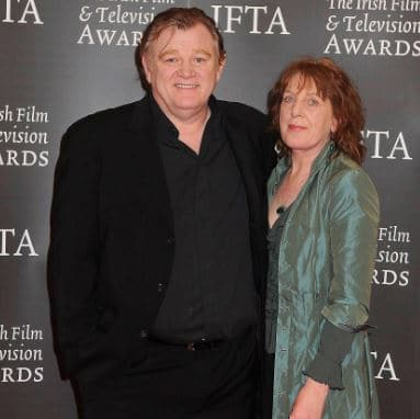 Brendan Gleeson Wife, Married
