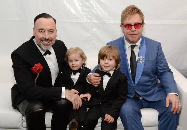 Elton John Married, Children, Husband, Son