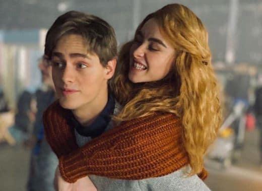 Fin Argus On-Screen Girlfriend, Dating, Cloud