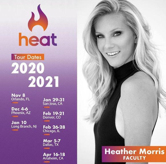 Heather Morris Salary, Income, Net Worth, Husband