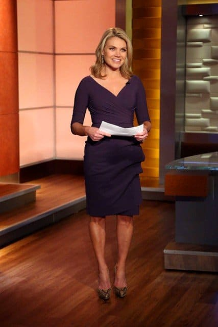 Heather Nauert Height, Weight, Size