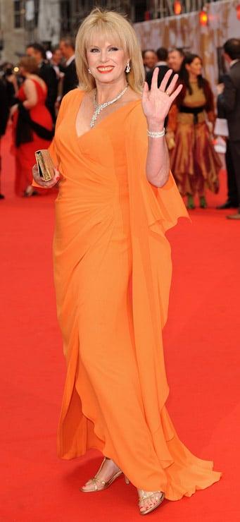 Joanna Lumley Height, Weight, Size