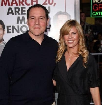 Jon Favreau Married, Wife